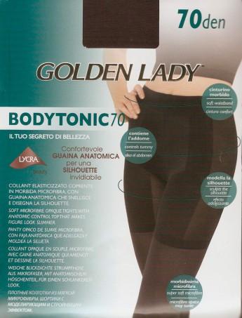 PANTY GOLDEN LADY BODY TONIC 70